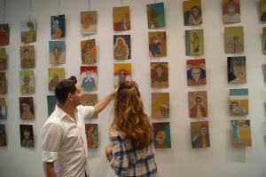Nick Disaster Mostra Galleria Vittoria