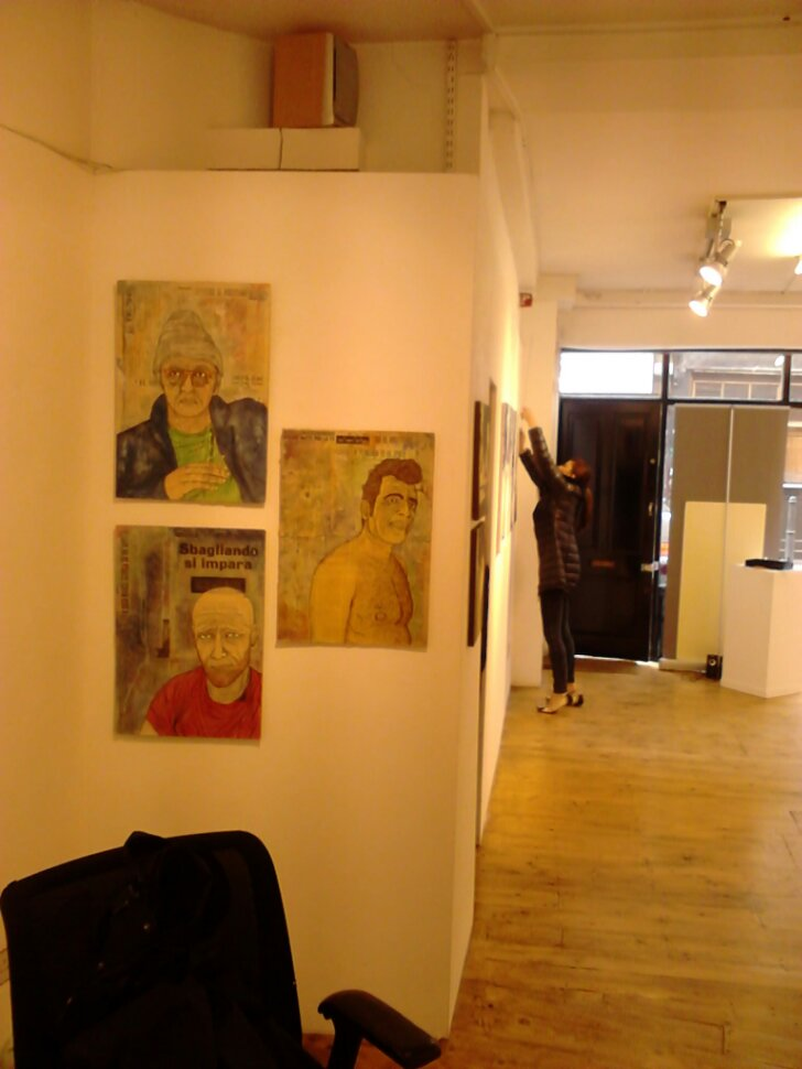 London Exhibition Preview