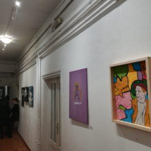 Salon d'hiver - Galleria barattolo Roma 2019